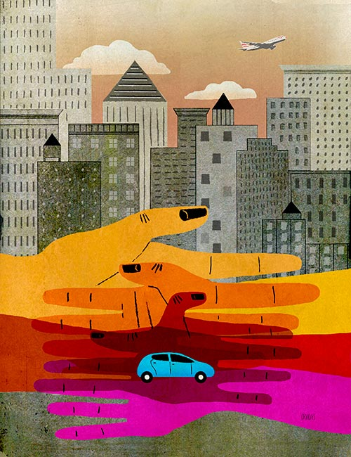 Car Sharing by Ken Orvidas