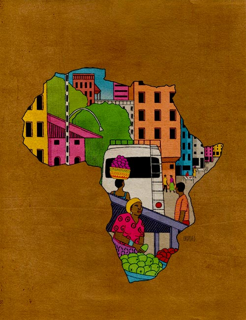 Multination Companies Entering African Markets by Ken Orvidas